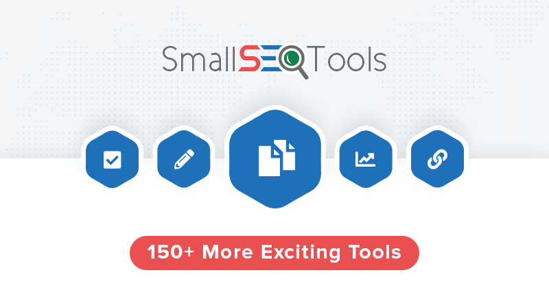 SEO Small Tools